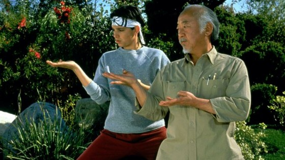 karate kid capture