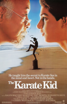 karate kid dvd
