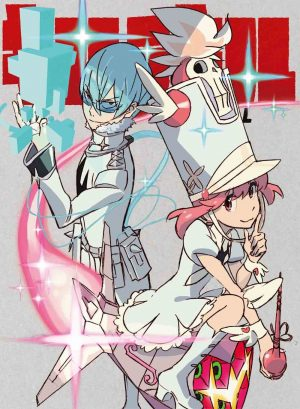kill-la-kill-dvd-300x406 Top 10 Coolest Character Transformations in Kill la Kill