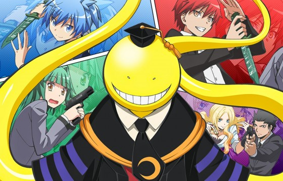 koro sensei Assassination Classroom wallpaper