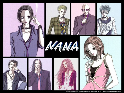 nana wallpaper 2