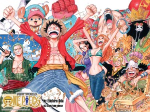 A Pirate Mangaka's Journey - The History of One Piece