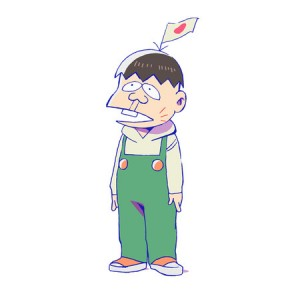 osomatsu-san-key-visual-355x500 Osomatsu-san - New Promotional Video Released