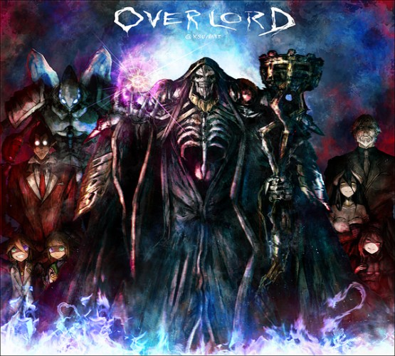 overlord fan art