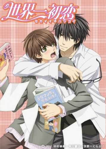 sekaiichi-hatsukoi-poster-355x500 Beginner's Guide to Boys Love Anime
