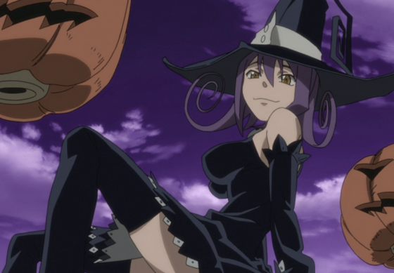 soul eater blair capture