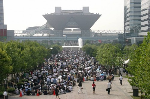 tokyo-big-sight-500x333 Comiket to Find a New Home After 2018