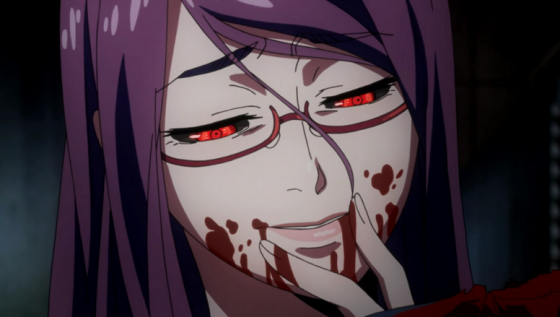 tokyo ghoul rize capture