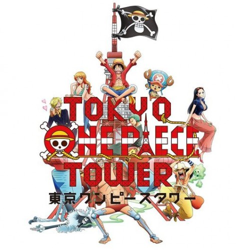tokyo one piece tower official image