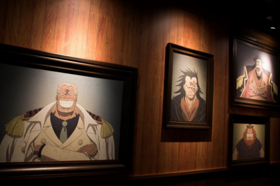 tokyo one piece tower wall2