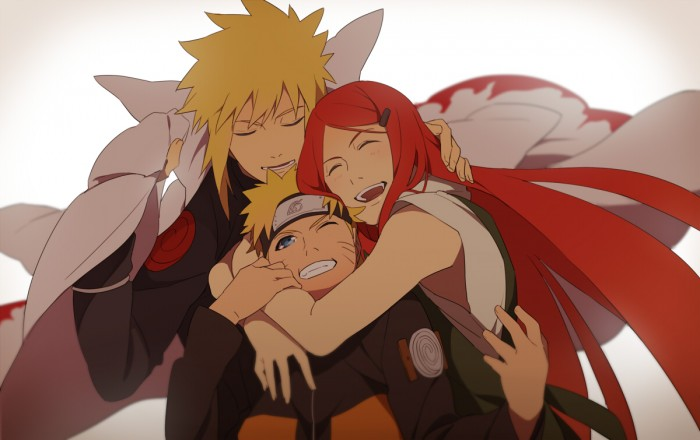 uzumaki family fan art naruto