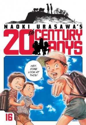 20th Century Boys manga