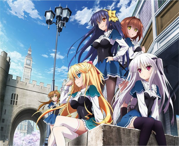 Absolute-Duo-dvd-300x376 6 Anime Like Absolute Duo [Recommendations]
