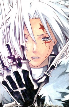 Allen Walker D.Gray-Man