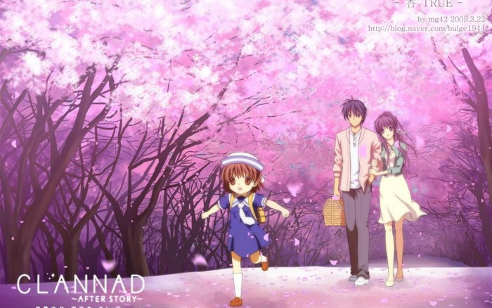 Clannad After Story wallpaper