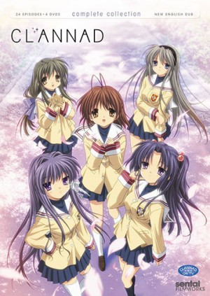 Clannad-dvd-300x426 6 Anime Like CLANNAD, CLANNAD After Story [Updated Recommendations]