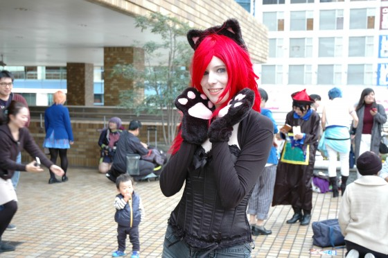 DSC_4782-560x372 Ikebukuro Halloween Cosplay Festival 2015 Photo Report