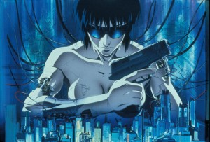Ghost in the Shell 1 wallpaper