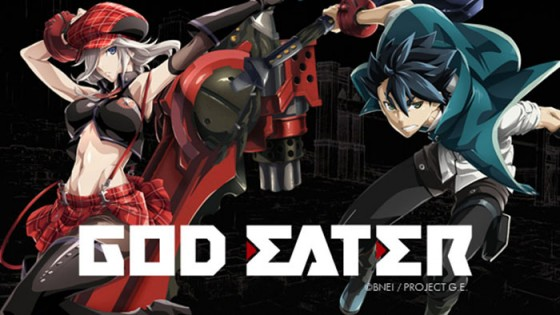 God Eater wallpaper