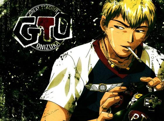 Great Teacher Onizuka gto wallpaper