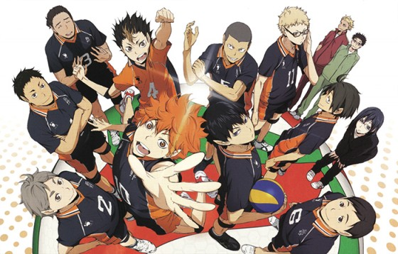 Haikyuu wallpaper