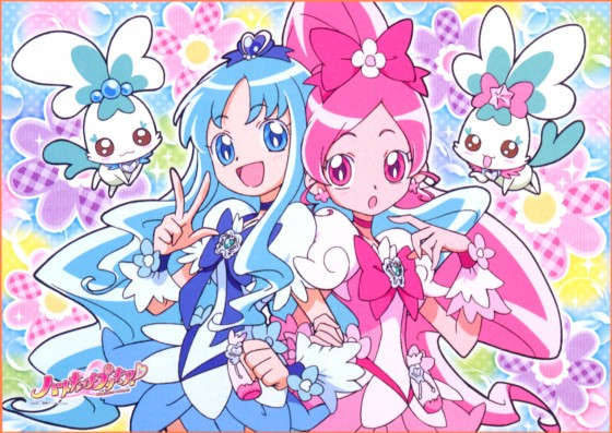 Heartcatch Precure! wallpaper