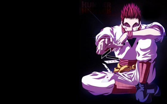 Hisoka HunterxHunter wallpaper