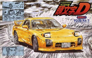 Anime Flashback: Initial D 4th Stage and Blue Exorcist Debuted in April!