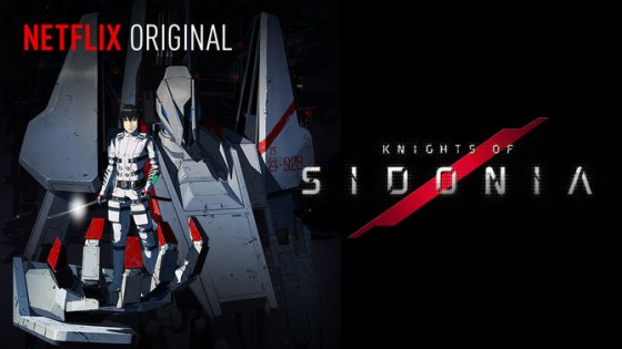 Knights of Sidonia wallpaper
