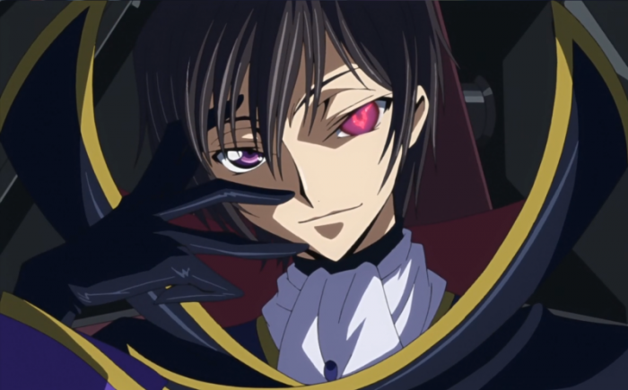 Lelouch Lamperouge Code Geass Wallpaper 700x435 Top 10 Anime Characters With