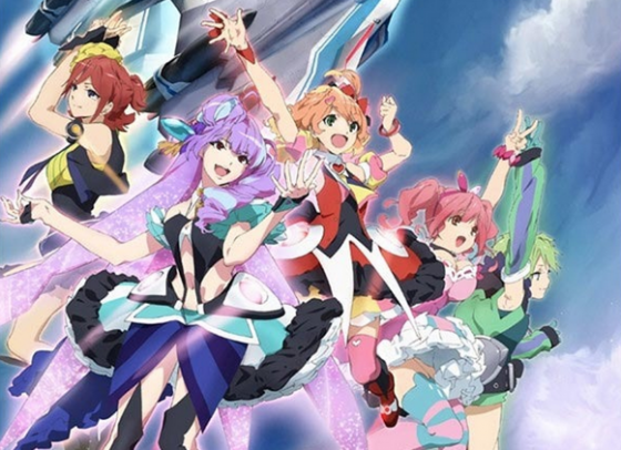 Macross-Delta-wallpaper-560x406 Macross Delta OP MV Released, Japanese Fans Rip it to Shreds