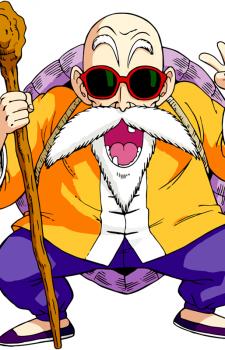 Master Roshi Dragon Ball wallpaper