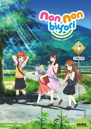 Non-Non-Biyori-dvd-300x422 Top 5 Anime by Callum May (Honey's Anime Writer)