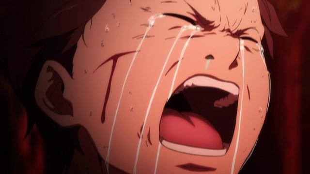 ReZero-kara-Hajimeru-Isekai-Seikatsu-capture-Ep7-subaru Top 10 Most Brutal Anime Deaths [Updated]