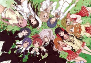 6 Anime like Strawberry Panic [Recommendations]