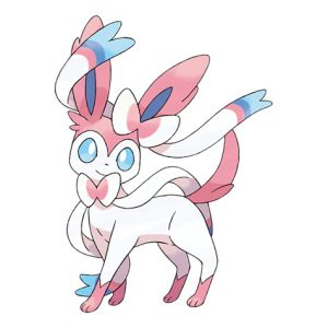 Sylveon-pokemon-Wallpaper Top 10 6th Gen Pokemon