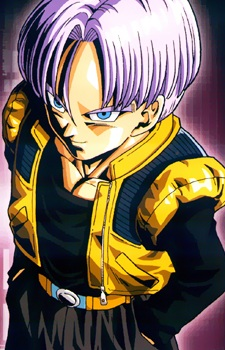 Trunks Dragon Ball GT