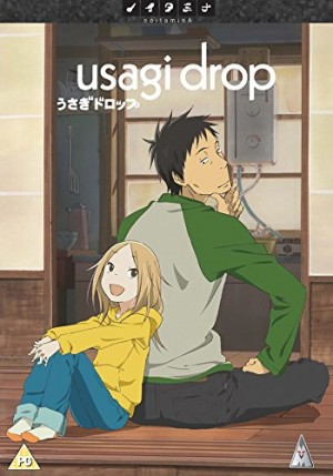 Usagi Drop dvd