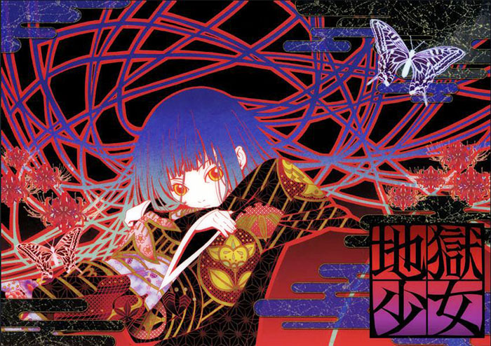 Wallpaper-Jigoku-Shoujo Top 10 Best Demons/Devils in Anime [Updated]