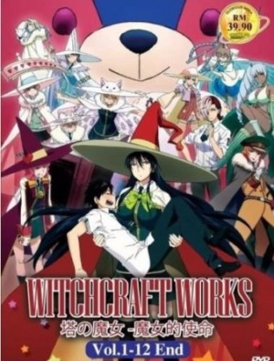 Shuumatsu-no-Izetta-crunchyroll-1 Top 10 Witch Anime [Updated Best Recommendations]