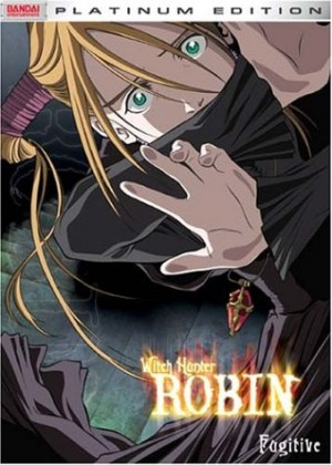 Witch Hunter Robin dvd