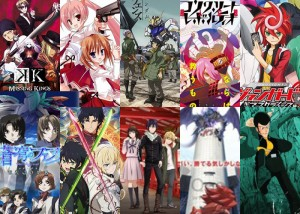 Action Anime for Fall 2015 - Supernatural? Mecha? Yes, Please! [Best Recommendations]