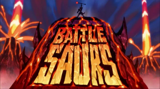 """battlesaurs-2-560x314 An Anime Linked to Toy Story, """"Battlesaurs"""" to Be Made by Trigger!"""