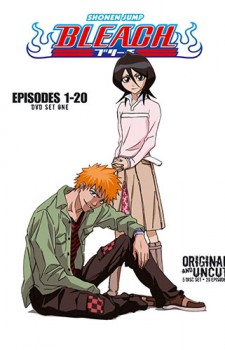 dvd Bleach