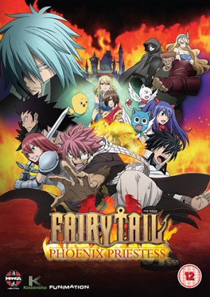 dvd Fairy Tail
