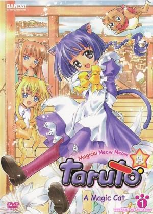 dvd Magical Nyan Nyan Taruto