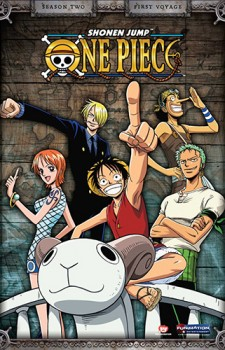 dvd One Piece