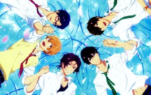 free-DVD-300x421 Free! Yaoi/BL Scenes in Anime Series - 1st Dish for Moments We Slash