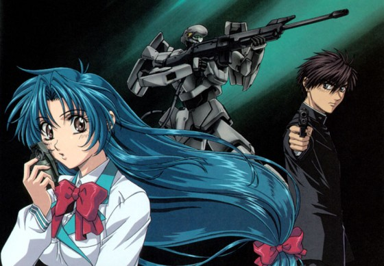 full-metal-panic-560x389 Full Metal Panic! New Anime Project Announced!