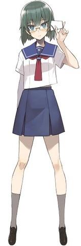 "haruchika-main-pair New Characters Announced for ""Haruta and Chika"" Anime"